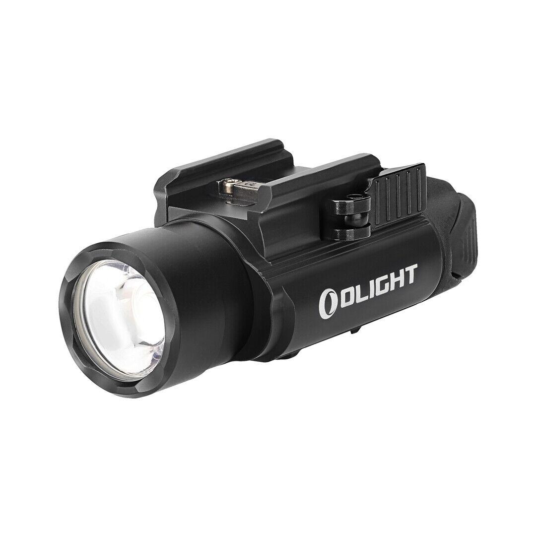 Olight PL Pro Valkyrie 1500 Lumen Linterna Recargable pistola (Negro)