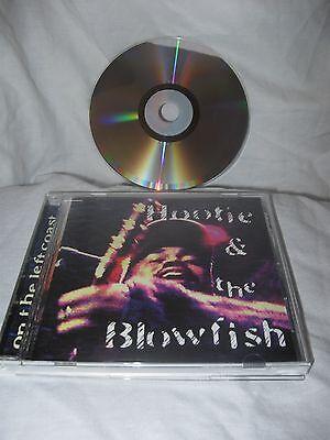 Rare Hootie & the Blowfish ON THE LEFT COAST 12 trk CD 2 live 1994 Darius Rucker