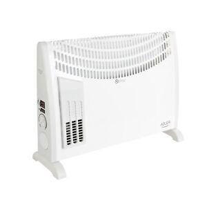 Convecteur électrique chauffage portable ADLER 2000W