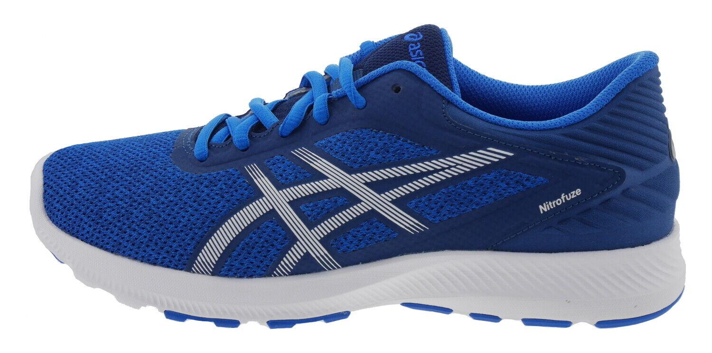 Asics T6h3n Nitrofuze Sneakers blue Bianco 180596