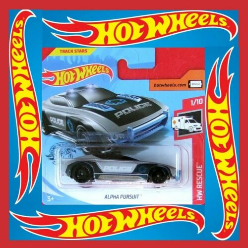 Hot Wheels 2020 Alpha Pursuit 206//250 neu/&ovp