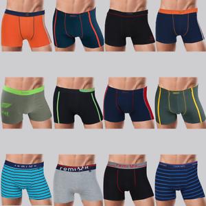 6-Remixx-Boxer-Shorts-Size-L-6-Retro-Sports-Hipster-Wow
