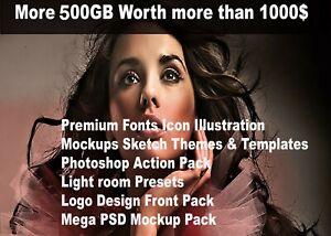 500-GB-Photoshop-and-Light-Room-PRESETS-ACTION-PACK-MOCK-UP-FONTS-BONUS-PACK