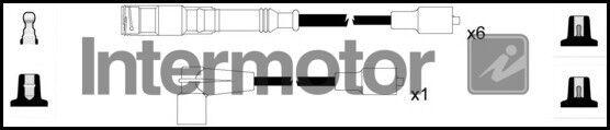 Intermotor Encendido Cable Set 73759 - Nuevo - Original-5 Años de Garantía