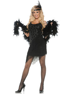 image is loading speak easy womens adult black roaring 20s flapper