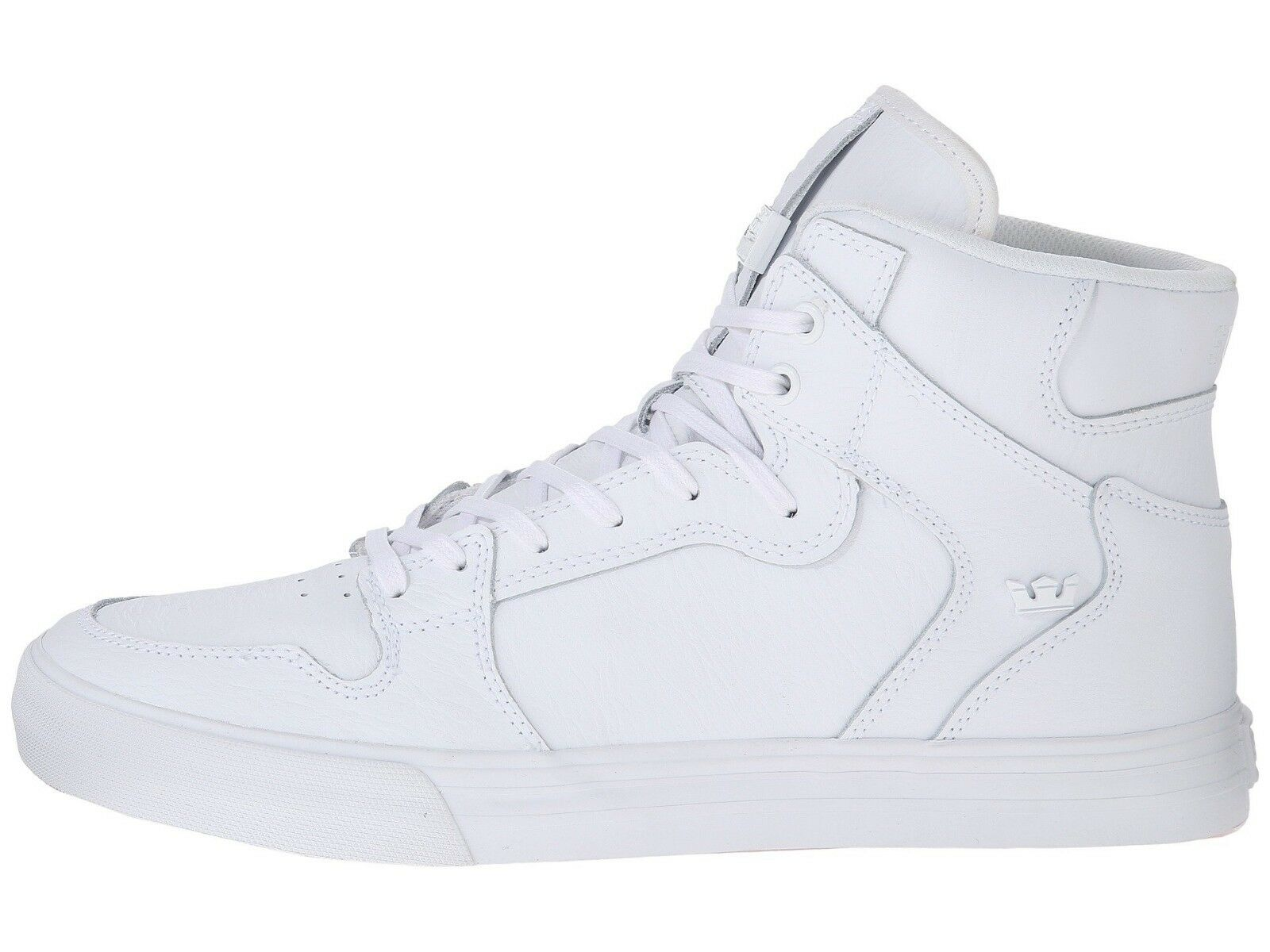 quality design 88280 defd5 NEW SUPRA VAIDER blanc blanc rouge 082018 SKATEBOARDING Chaussures SIZE USA  12