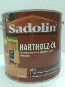 Sadolin Hartholz Ol Aussen Pflege Duglasie Larche Holz L 10 65