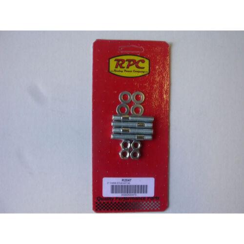 RPC Carburetor Stud Kit R2047;