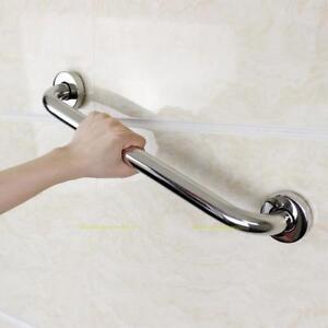 304 stainless steel Bathroom Grab Bar Hand Rail 30cm Bath Accessories