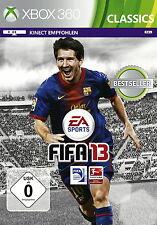FIFA 13 -- Classics (Microsoft Xbox 360, 2014, DVD-Box)