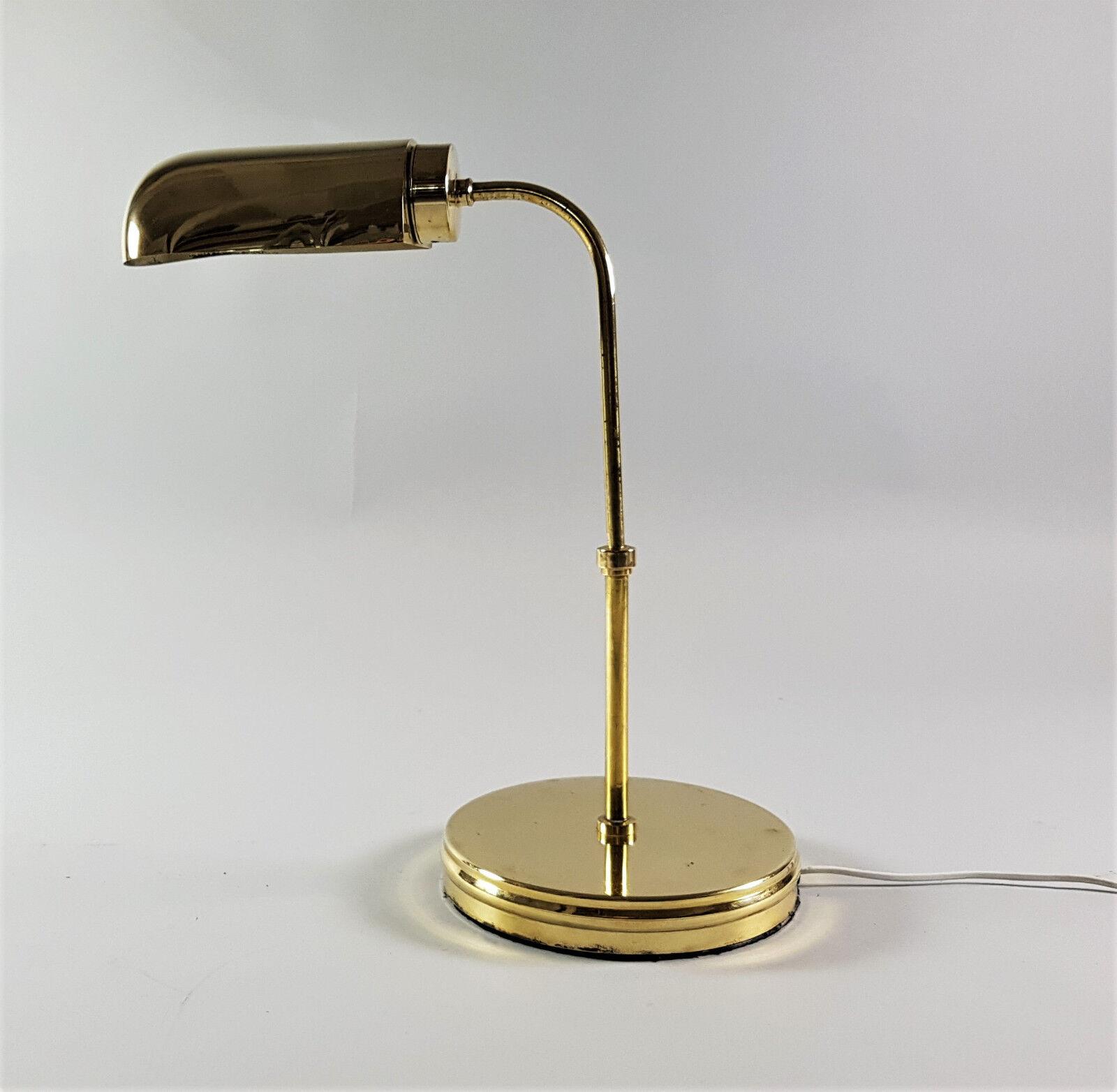 Vintage Desk Lamp, Austria, 1940s