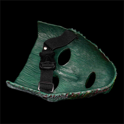 Jim Carrey THE MASK Loki Mask Halloween Party Cosplay Costume Props Mask Green
