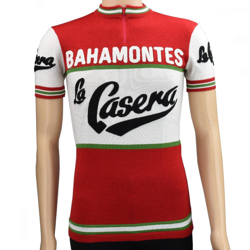 La Casera - Bahamontes merino wool cycling jersey - VV  Classics  perfect