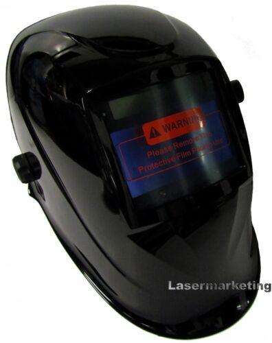 Auto assombrissement solaire Casque soudage soudage masque avec fonction broyage H8 718g