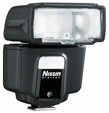 Nissin i40 Digital Flashgun - Micro 4/3 Fit for Olympus & Panasonic