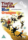 Tintin And The Blue Oranges (DVD, 2010)