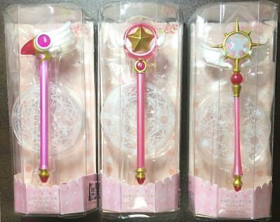 Cardcaptor Sakura Stand Rod Collectible 4 inch Brand New