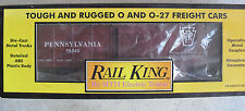 MTH Rail King O Scale Pennsylvania Rounded Roof Box Car 30-7418 MIOB