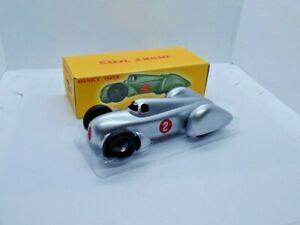 Dinky/De Agostini Toys NO.23D Auto Unión Coche de Carreras en caja de presentación de reemplazo