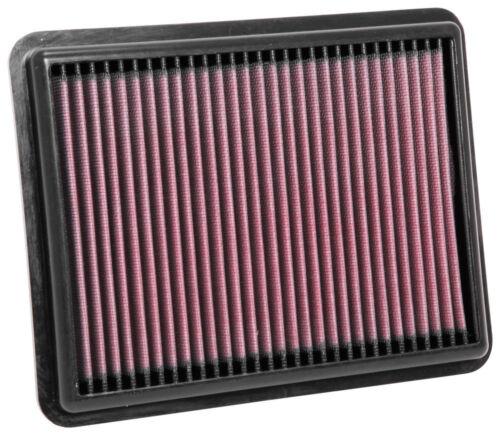 K/&n filtros de aire deportivos filtro intercambio 33-3116