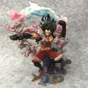 ONE-PIECE-Monkey-D-Luffy-Gear-4-Snake-Man-Figure-Model-Toy-Nuevo-en-caja