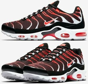 Details about Nike Air Max Plus Hot Lava Sneakers Men's Lifestyle Shoes