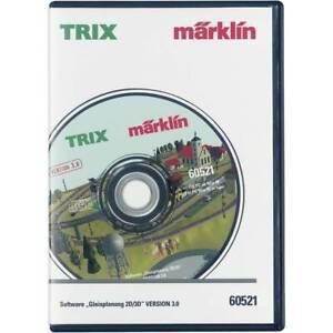 Software-disegno-tracciato-in-tedesco-mrklin-60521-universale
