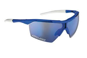Occhiali SALICE Mod.004 RW Cobalto Lens Blu//GLASSES SALICE 004RW COBALTO LENS