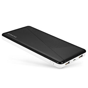 Details about 10000mAh Universal Portable Power Bank (PIE 10) For Samsung  Galaxy S7