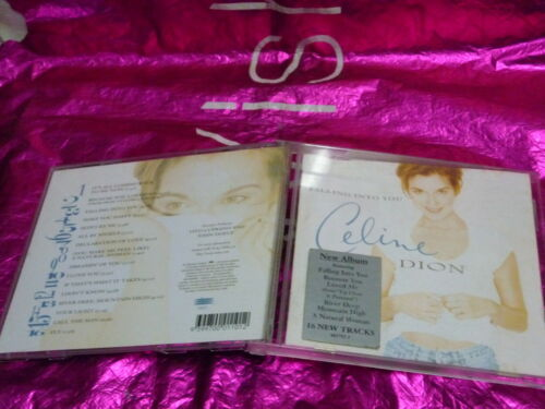 1 of 1 - CELINE DION: FALLING INTO YOU (CD, 16 TRACKS, 1996)