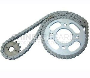 Chain-And-Sprockets-for-AJS-JS125E-JS125-E2-Eco-Eco-2