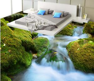 Piedra de la naturaleza 3D 846 Impresión De Parojo Papel Pintado Mural de piso 5D AJ Wallpaper Reino Unido Limón