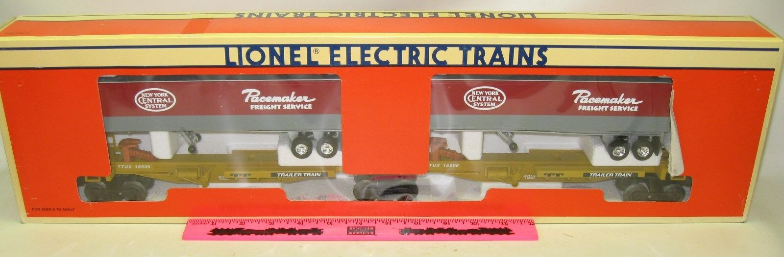 Lionel 6-16904 New York Central T.T.U.X.