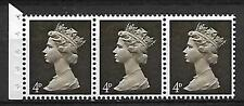 UB11b Sg 732 4d Machin PVA 1CB all with White Patch UNMOUNTED MINT