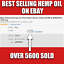 Best-Hemp-Oil-Drops-for-Pain-Relief-Stress-Sleep-PURE-amp-ORGANIC-1000mg-15-PACK thumbnail 2