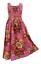 100-Cotton-Long-Boho-Maxi-Dress-Sleeveless-Party-Evening-Size-14-16-18-20-22-24 thumbnail 8