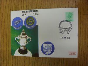 13061983 Cricket World Cup New Zealand v Sri Lanka At County GroundBristol - Birmingham, United Kingdom - 13061983 Cricket World Cup New Zealand v Sri Lanka At County GroundBristol - Birmingham, United Kingdom