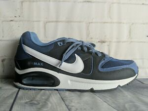 Details about NEW Nike Air Max Command 2019 Royal Blue Black White 629993 410 Men's Size 12