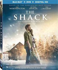 THE SHACK (Sam Worthington) - BLU RAY - Region A