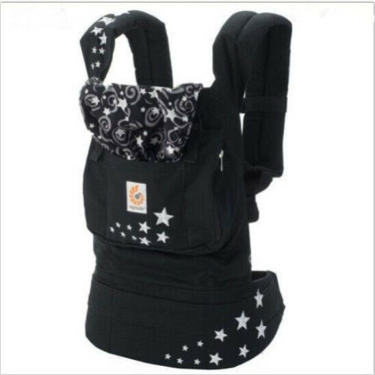 b9a7c6af640 Ergo Original Baby Carrier Galaxy Black for sale online