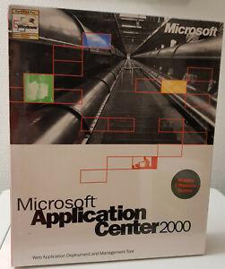 Microsoft Application Center 2000 , Englisch - inkl. MwSt
