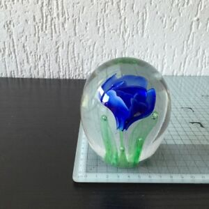 Briefbeschwerer Glas Kugel Schönes Paperweight