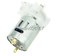 Mini Water Gear Priming Dc 3 12v Rs 360sh Spray Pumping Motor Aquarium Diy