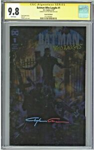 Batman-Who-Laughs-1-CGC-9-8-SS-Clayton-Crain-Foil-Edition-Variant-Cover-Signed