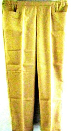Donna Tessuto Tinta Beige Nuovo Unita Crema Chiaro Borsa In Pantalone Laterali YIf7yvbg6m
