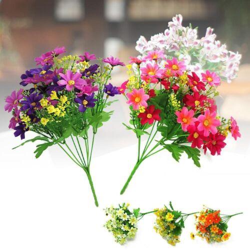 1 Bündel Künstliche Gänseblümchen Simulation Blumen Kunstblumen\Wohnzimmer