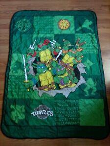Toddler Blanket NINJA TURTLES