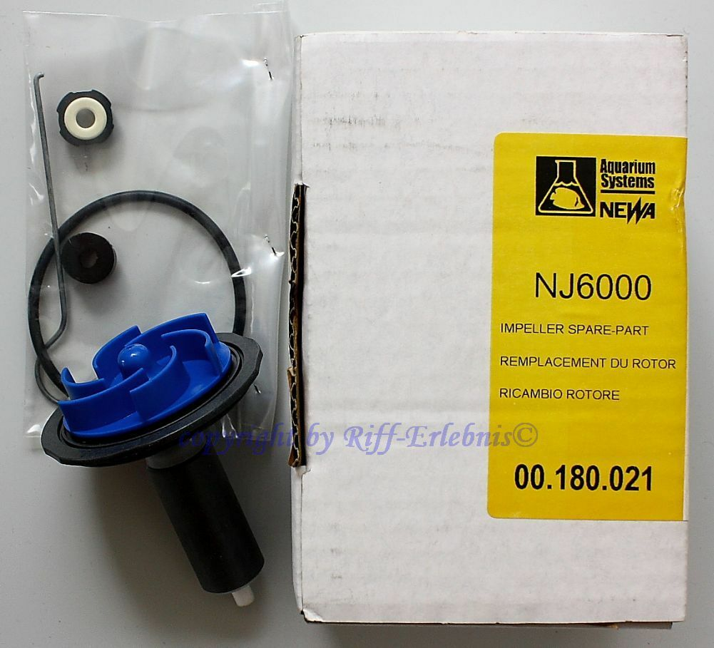 Aquarium Systems Impeller nj6000 50hz Art. Nr. 00.180.021