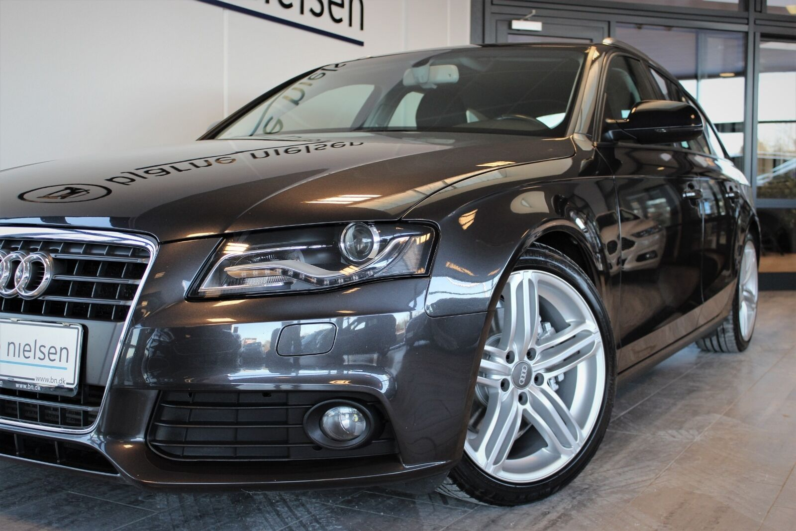 Audi A4 2,0 TDi 143 - billede 5
