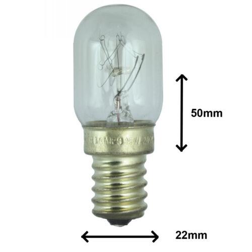 SES 15w Fridge lamp for Hisense Fridge 240v E14